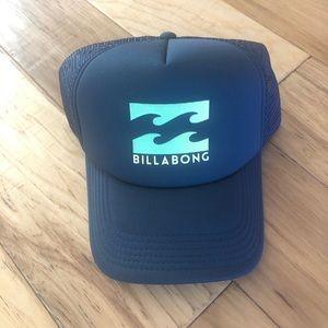 NWOT Men's Billabong Trucker Hat
